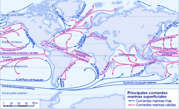 corrientes marinas pesca bahia solano