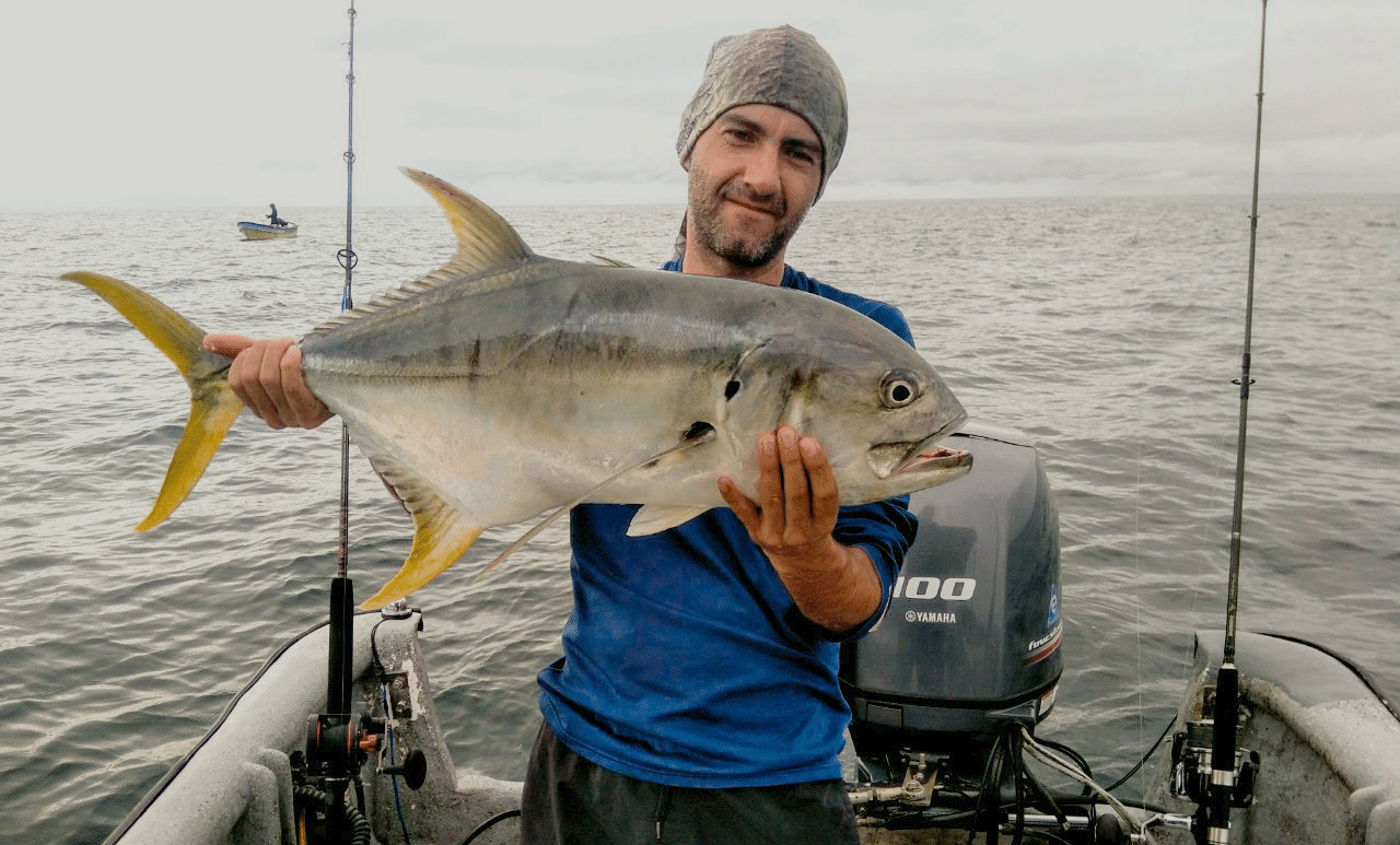 pesca en colombia jurel