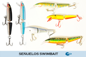 señuelos swimbait