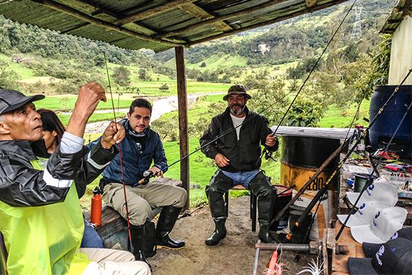 curso de pesca cundinamarca
