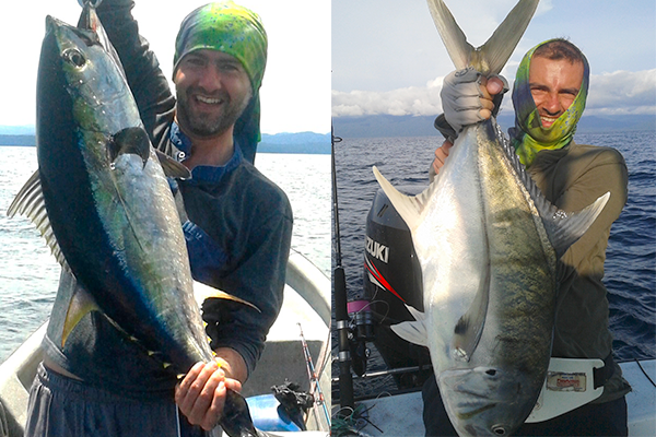 pesca deportiva bahia solano