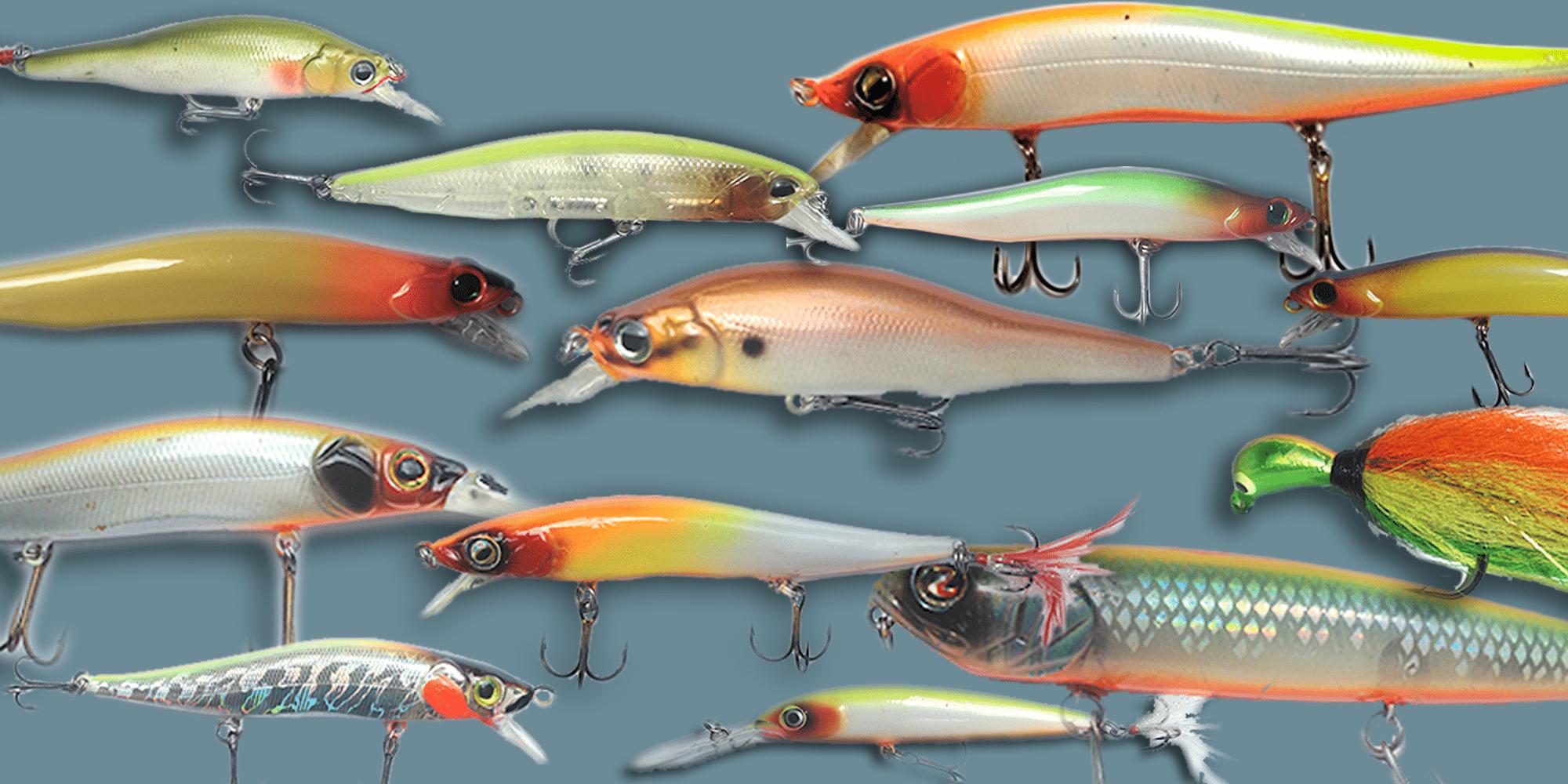 señuelos de pesca personalizados